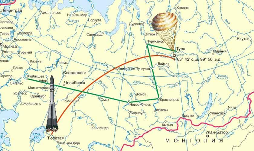 (Использована карта ООН